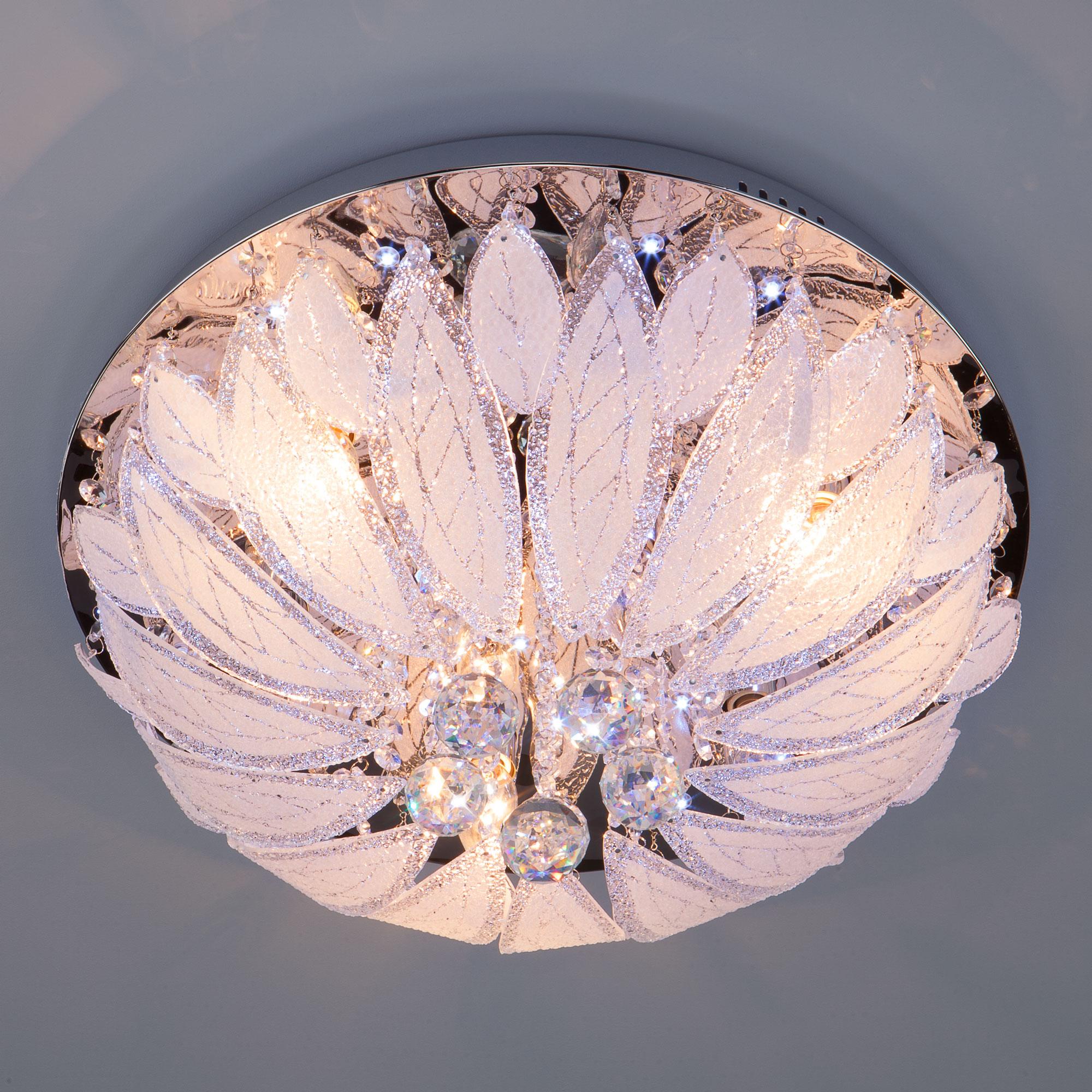люстры на кухню для натяжных потолков фото