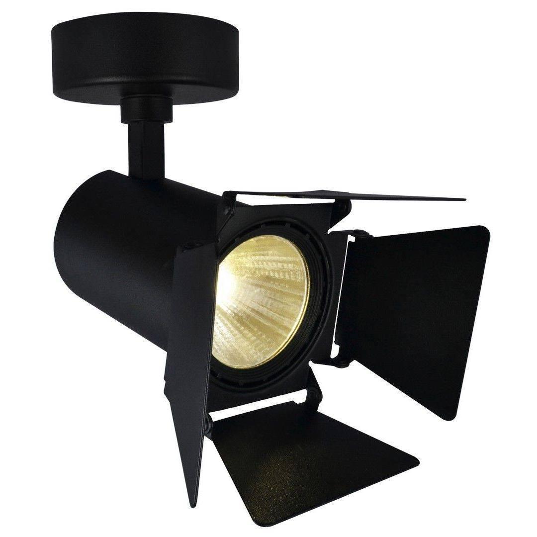 Светодиодный спот Arte Lamp Track Lights A6709AP-1BK