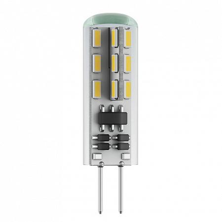 Лампа светодиодная G4 2.5W 4000К кукуруза прозрачная VG9-K1G4cold2W 6984