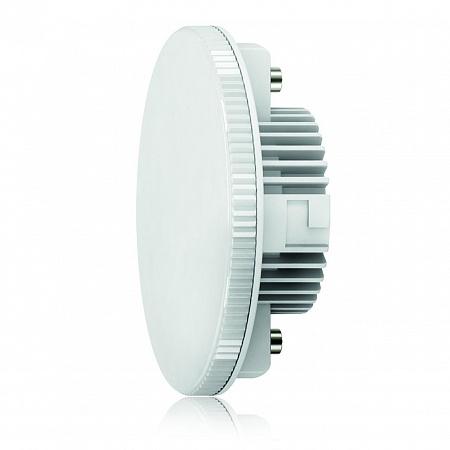 Лампа светодиодная GX53 7.2W 2800К таблетка матовая VG2-T2GX53warm7W 5739