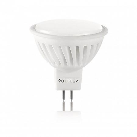 Лампа светодиодная GU5.3 7W 4000К полусфера матовая VG1-S2GU5.3cold7W-C 5726