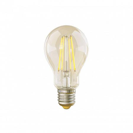 Лампа светодиодная диммируемая E27 8W 4000К груша прозрачная VG10-А1E27cold8W-FD 5490