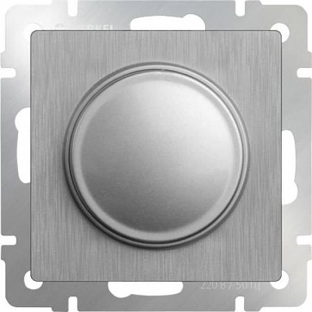 Диммер серебряный рифленый WL09-DM600 4690389085031