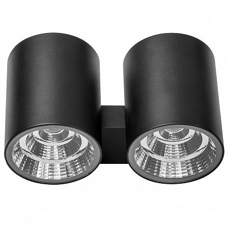 Уличный настенный светодиодный светильник Lightstar Paro 372672