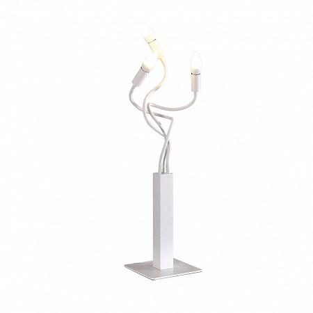 Настольная лампа Loft IT Roots Loft1714T-WH