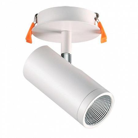 Встраиваемый светодиодный светильник Novotech Solo 357460