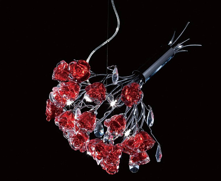Подвесной светильник Citilux Rosa Rosso EL325P04.2