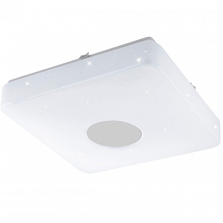 Потолочный светодиодный светильник с пультом ДУ Eglo Voltago 2 95975