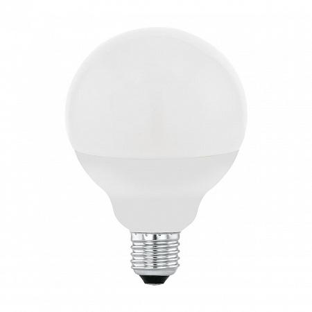 Лампа светодиодная E27 13W 2700-6500K шар матовый 11659