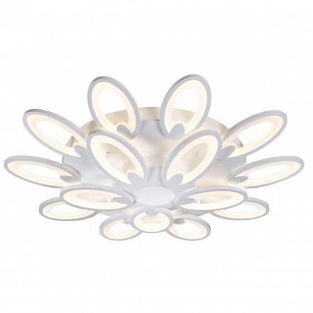 Потолочная светодиодная люстра с пультом ДУ Omnilux OML-45807-210