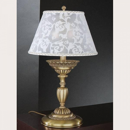 Настольная лампа Reccagni Angelo P 7432 G