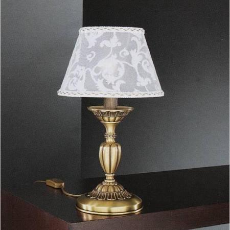 Настольная лампа Reccagni Angelo P 7432 P