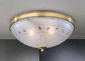 Потолочный светильник Reccagni Angelo PL 4650/2