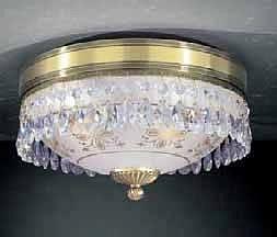 Потолочный светильник Reccagni Angelo PL 6000/2