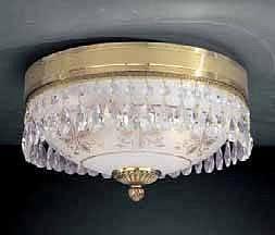Потолочный светильник Reccagni Angelo PL 6100/2
