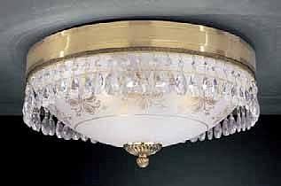 Потолочный светильник Reccagni Angelo PL 6100/3