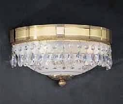 Настенный светильник Reccagni Angelo A 6110/2
