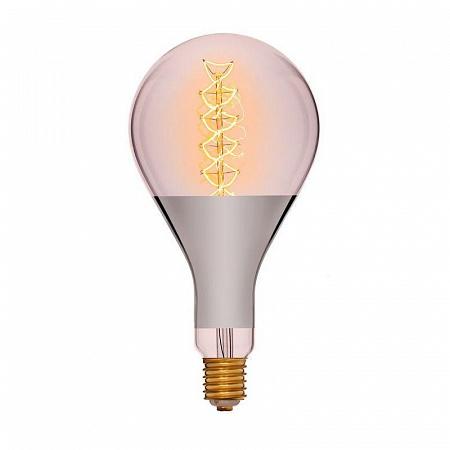 Лампа накаливания E40 95W груша прозрачная 052-122