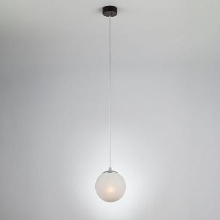 Подвесной светильник Eurosvet Globe 70069/1 хром/черный