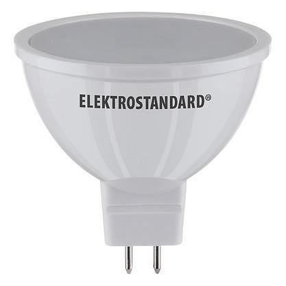 Лампа светодиодная GU5.3 7W 4200K полусфера матовая 4690389081668