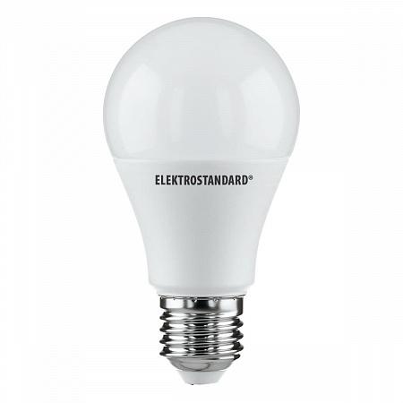 Лампа светодиодная Classic LED D E27 10W 3300K шар матовый 4690389085536