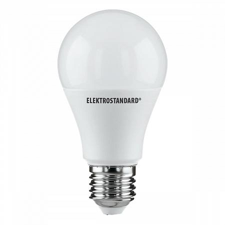 Лампа светодиодная E27 10W 6500K груша матовая 4690389085550