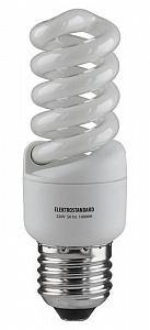 Лампа энергосберегающая SMT E27 15W 4200К Мини-спираль теплый 4690389001840