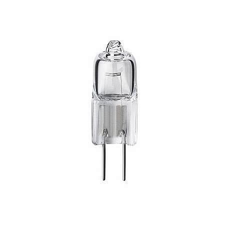 Лампа галогенная G4 10W капсула прозрачная 4607138147001