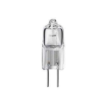 Лампа галогенная G4 35W колба прозрачная 4607138147025
