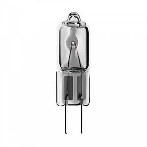 Лампа галогенная G4 35W колба прозрачная 4607176198034