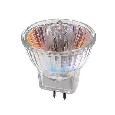 Лампа галогенная G5.3 50W полусфера прозрачная 4607138146950