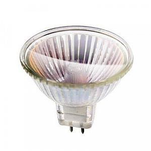 Лампа галогенная G5.3 35W полусфера прозрачная 4607176195675