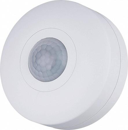 Датчик движения SNS-M-02 6m 2,2-4m 1200W IP20 360 Белый 4690389031977