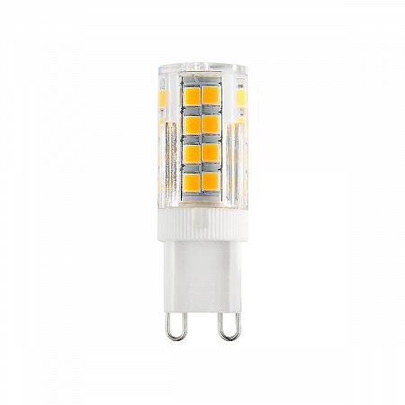 Лампа светодиодная G9 7W 4200K кукуруза прозрачная 4690389112997