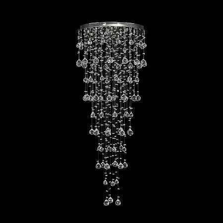 Каскадная люстра Dio DArte Asfour Tesoro H 1.4.55.218 N