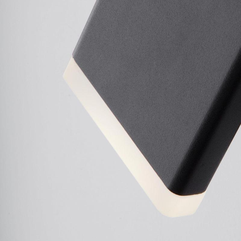 Светодиодный спот Eurosvet Collin 20000/3 черный
