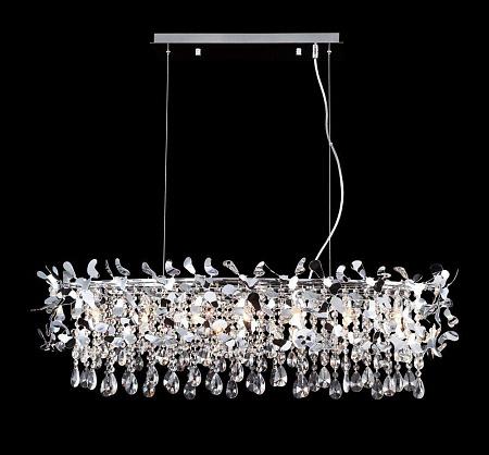 Подвесной светильник Crystal Lux Romeo SP8 Chrome L1000