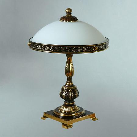 Настольная лампа Ambiente Toledo 02155T/3 PB