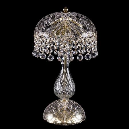 Настольная лампа Bohemia Ivele 5011/22-42/G/Balls