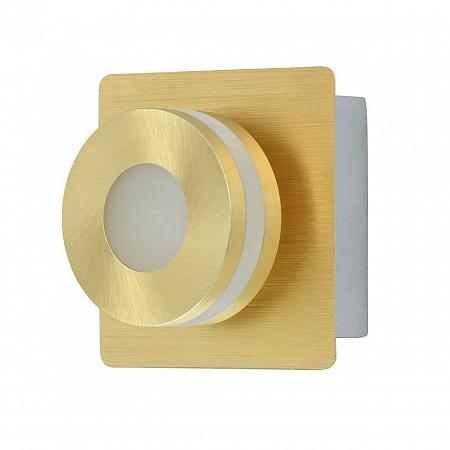 Настенный светодиодный светильник De Markt Пунктум 2 549020201