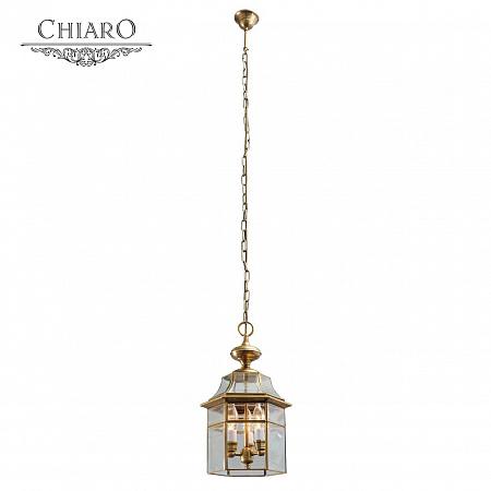 Подвесной светильник Chiaro Мидос 802010303