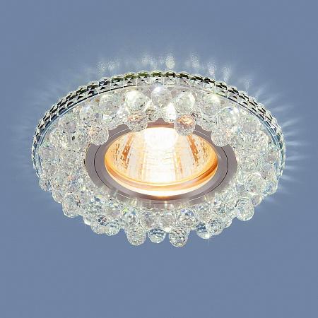Встраиваемый светильник Elektrostandard 2211 MR16 CL прозрачный 4690389112881