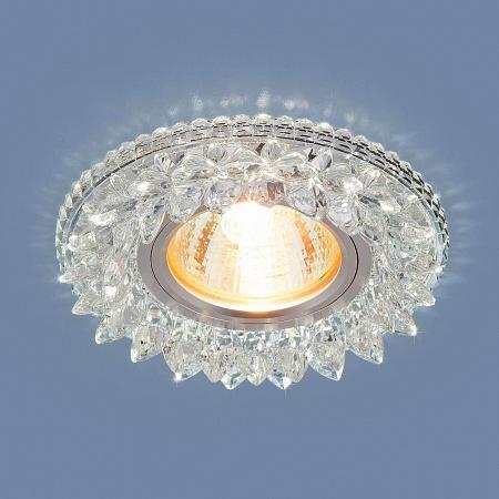 Встраиваемый светильник Elektrostandard 2212 MR16 CL прозрачный 4690389112898
