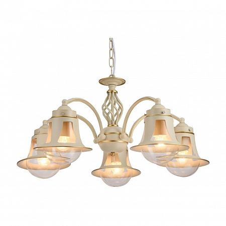 Подвесная люстра Arte Lamp A7022LM-5WG