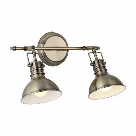 Спот Arte Lamp A1102AP-2AB