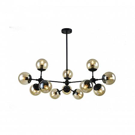 Подвесная люстра Arte Lamp A1664SP-12BK