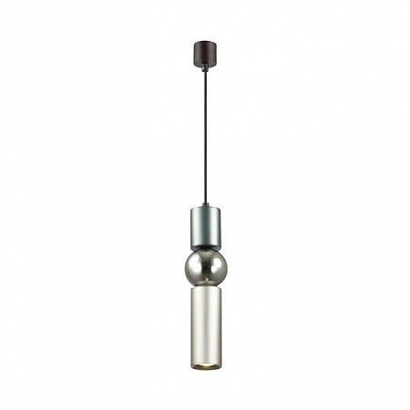 Подвесной светодиодный светильник Odeon Light Sakra 4070/5L