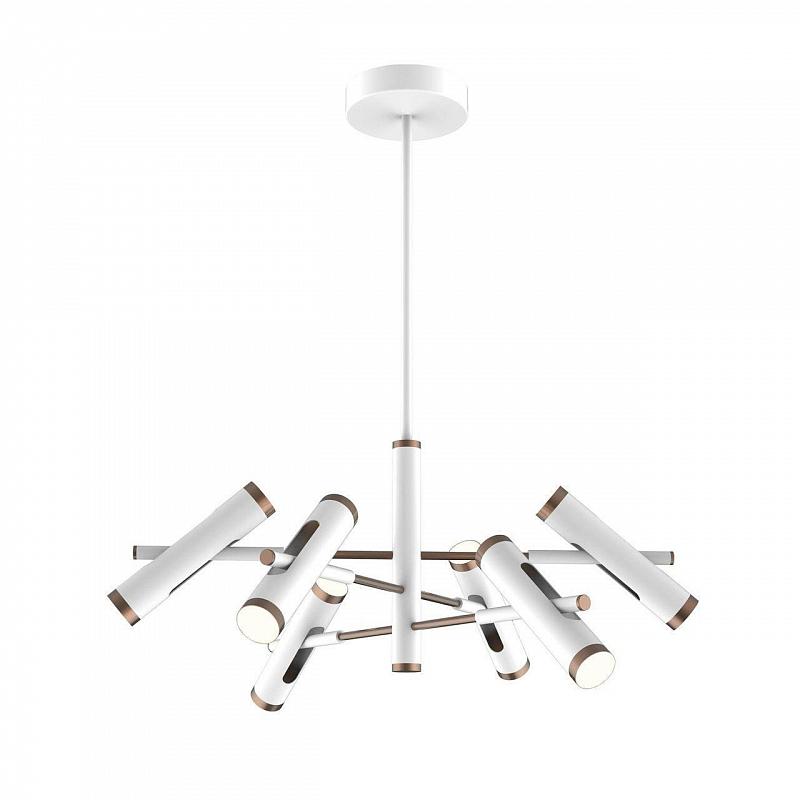 Подвесная светодиодная люстра Favourite Duplex 2325-12P