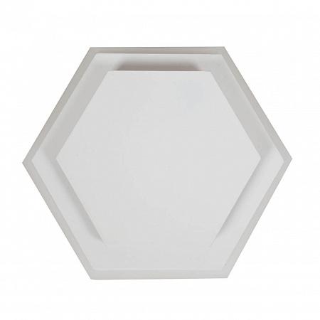 Настенный светодиодный светильник De Markt Круз 637028002