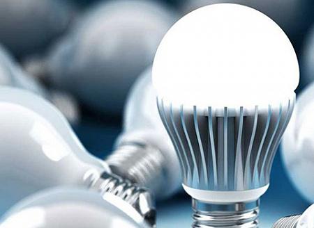Комплект светодиодных лампочек